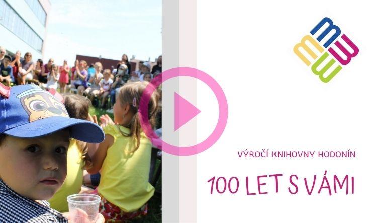 youtube.com - Fotky z akce 100 let Knihovny