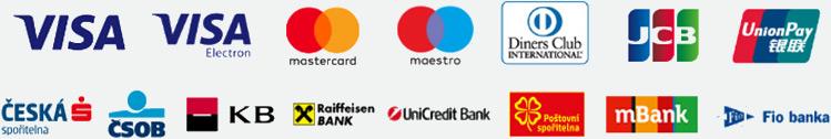 Typy platebních karet