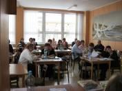 foto - Odborný seminář na téma Deník knihovny 2009 a statistický výkaz