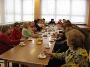 foto - Setkání seniorů - čaj o třetí - leden