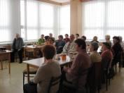 foto - Setkání seniorů - čaj o třetí - únor