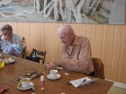 foto - Setkání seniorů - čaj o třetí - duben