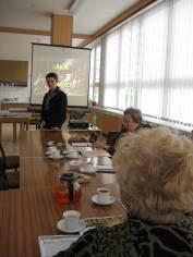 foto - Setkání seniorů - Čaj o třetí – květen