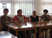 foto - Setkání seniorů - Čaj o třetí - listopad