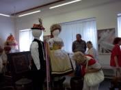 foto - Čaj o třetí - setkání seniorů - červen