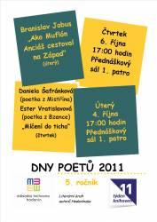 foto - Dny poetů