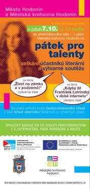 foto - Pátek pro talenty - Česko-slovenské čtení