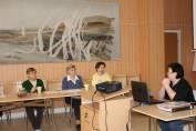 foto - Čaj o třetí - setkání seniorů - listopad