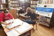 foto - Královské zrcadlení Hodonín - Holíč 2011 - Zeměpisné putování pohraničím