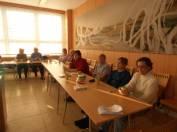 foto - Čaj o třetí - setkání seniorů
