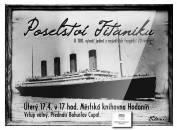foto - Bohuslav Cupal - Poselství Titaniku