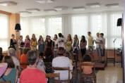 foto - Pátek pro talenty - Žaneta Voldánová, křest knihy