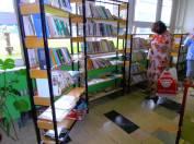 foto - Výprodej vyřazených knih