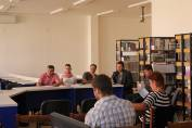 foto - Diskuzní setkání