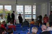 foto - Slavností otevření zrekonstruovaného dětského oddělení
