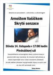foto - Arnošt Vašíček - Skryté senzace