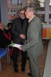 foto - Vyhlášení Čtenáře 2012