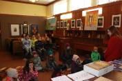 foto - Velikonoční prázdniny v knihovně - Po stopách nejen písma s Cyrilem a Metodějem