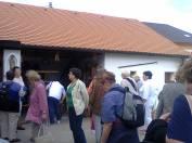 foto - Čaj o třetí - výlet na Slovánské hradiště v Mikulčicích