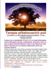 foto - Helena Pěkná - Terapie přitahovacích polí