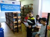 foto - Baroko v regálech knihovny