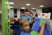 foto - Pojďme tvořit do knihovny, aneb Noc s Cyrilem a Metodějem pro dospělé a děti