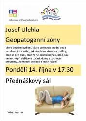 foto - Josef Ulehla - Geopatogenní zóny