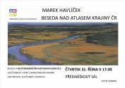 foto - Marek Havlíček - Beseda nad Atlasem krajiny ČR