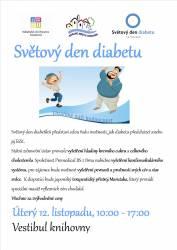 foto - Světový den diabetu