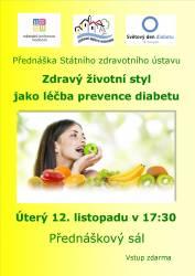 foto - Zdravý životní styl jako léčba a prevence diabetu
