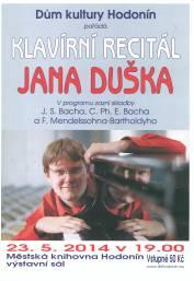 foto - Jan Dušek - Klavírní recitál