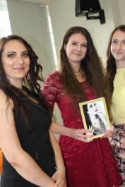 foto - Křest knihy Žanety Voldánové