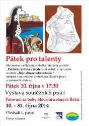 foto - Pátek pro talenty