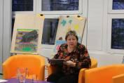foto - Odpolední čtení s babičkou a Petiškou