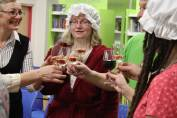 foto - Pyžamková párty aneb  netradiční setkání s četbou