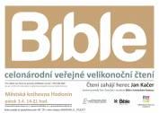foto - Celonárodní veřejné velikonoční čtení Bible