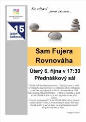 foto - Sam Fujera - Rovnováha