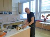 foto - Sam Fujera - Vaření a pečení se Samem