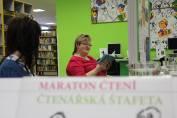 foto - Maraton čtení