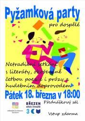 foto - Pyžamková party