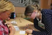 foto - Workshop malování ornamentů