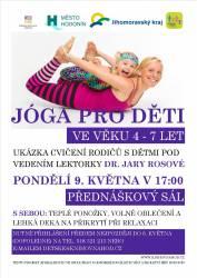 foto - Jóga pro děti