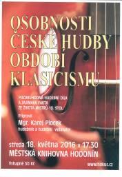 foto - Osobnosti české hudby období klasicismu