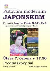 foto - Putování moderním Japonskem - Ivo Plšek