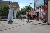 foto - Svátek hudby - Piano na ulici