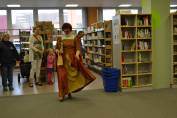 foto - Slavnost v knihovně 95 + 30 ≠ 125