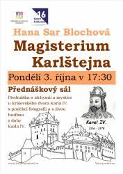 foto - Hana Sar Blochová - Magisterium Karlštejna
