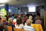 foto - Přednáška o psychosomatice s MUDr. Jarmilou Klímovou
