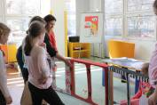 foto - Nastupujte do strašidelné tramvaje aneb jarní prázdniny v knihovně