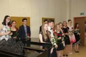 foto - Absolventský koncert